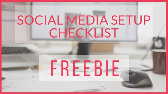 Social Media Checklist and Interview on Copy That Pops Podcast