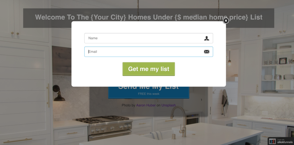 Some Ideas on Clickfunnels Real Estate Templates You Need To Know